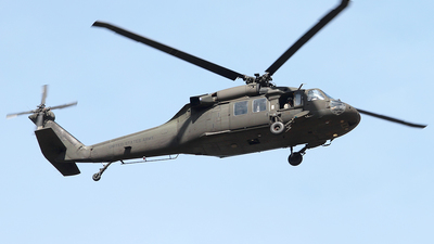 85-24445 - Sikorsky UH-60A Blackhawk - United States - US Army