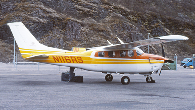 N116RS - Cessna P210N Pressurized Centurion II - Private