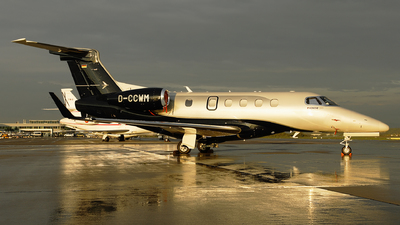 D-CCWM - Embraer 505 Phenom 300 - Private