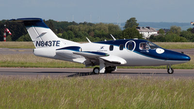 N843TE - Eclipse 500 - Eclipse Aviation