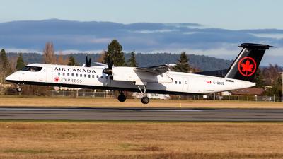 C-GSJZ - Bombardier Dash 8-Q402 - Air Canada Express (Jazz Aviation)