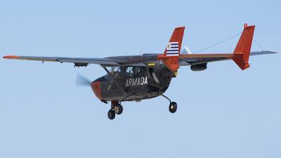 763 - Cessna O-2A Skymaster - Uruguay - Navy
