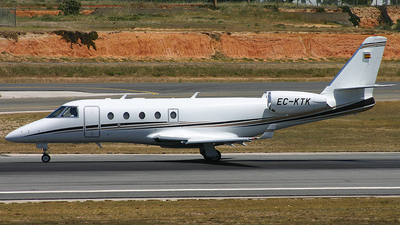 EC-KTK - Gulfstream G150 - Executive Airlines