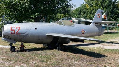 52 - Yakovlev Yak-23 Flora - Romania - Air Force