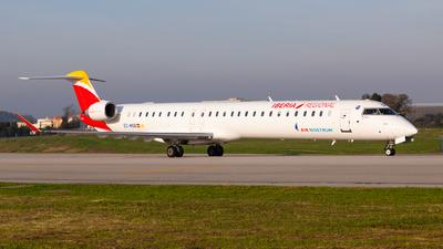 A picture of ECMSB - Mitsubishi CRJ1000 - Iberia - © Carlos Miguel Seabra
