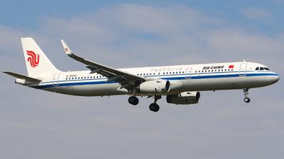 B-8492 - Airbus A321-232 - Air China