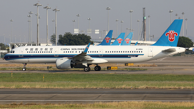 B-309J - Airbus A321-271N - China Southern Airlines