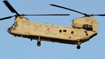 13-08132 - Boeing CH-47F Chinook - United States - US Army