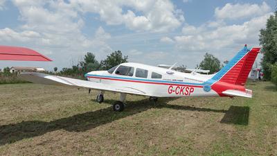 G-CKSP - Piper PA-28-181 Cherokee Archer II - Aeroclub Casale