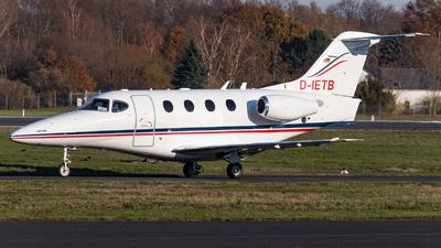 D-IETB - Raytheon 390 Premier IA - Private