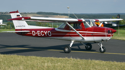 D-ECYO - Cessna 150L - Private