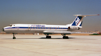 RA-65055 - Tupolev Tu-134A-3 - Astrakhan Airlines