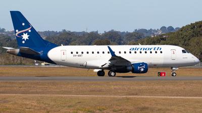 VH-ANT - Embraer 170-100LR - Air North