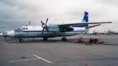 EW-46375 - Antonov An-24B - Belavia Belarusian Airlines