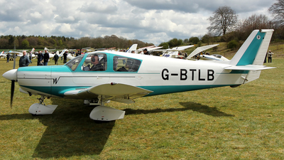 A picture of GBTLB - Wassmer WA52 Europa - [42] - © Terry Figg