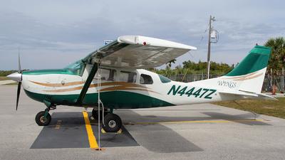 N4447Z - Cessna U206E Skywagon - Private