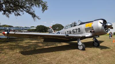 N16JG - North American AT-6 Texan - Private