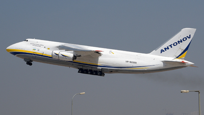 UR-82009 - Antonov An-124-100-150 Ruslan - Antonov Airlines
