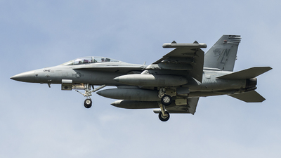 168388 - Boeing EA-18G Growler  - United States - US Navy (USN)