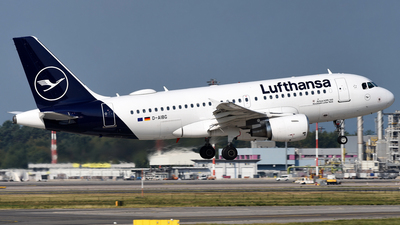 A picture of DAIBG - Airbus A319112 - Lufthansa - © Mehrad Watson - AirTeamImages