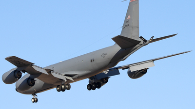 63-8018 - Boeing KC-135R Stratotanker - United States - US Air Force (USAF)