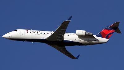 N849AS - Bombardier CRJ-200ER - Delta Connection (ExpressJet Airlines)