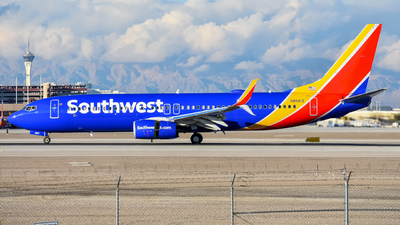 N8581Z - Boeing 737-8H4 - Southwest Airlines