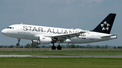 D-AILS - Airbus A319-114 - Lufthansa