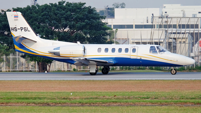 HS-PSL - Cessna 550 Citation II - Private