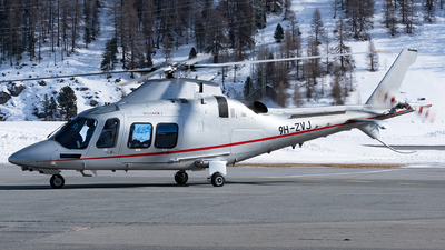 9H-ZVJ - Agusta A109SP Da Vinci - VistaJet