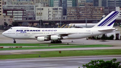 F-GCBH - Boeing 747-230B(SF) - Air France Cargo
