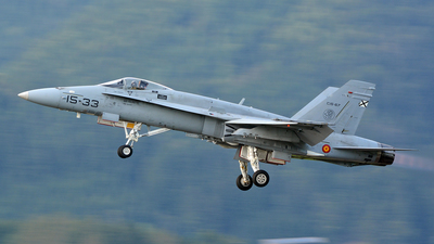 C.15-67 - McDonnell Douglas F-18 Hornet - Spain - Air Force