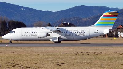 A picture of SERJI - Avro RJ100 - [E3357] - © Hugo Schwarzer