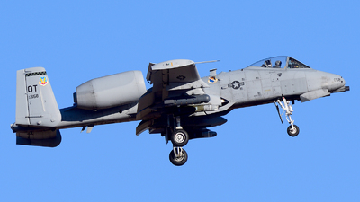 82-0658 - Fairchild A-10C Thunderbolt II - United States - US Air Force (USAF)