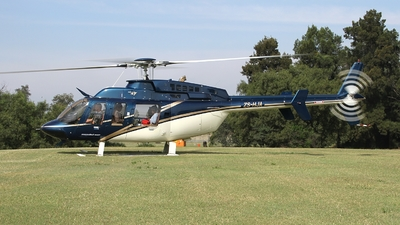 ZS-HJA - Bell 407 - Private