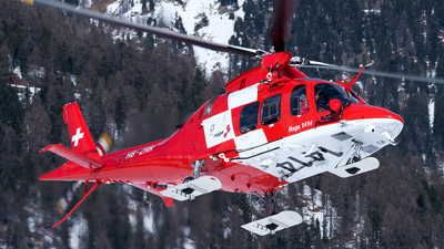 HB-ZRR - Agusta A109SP Da Vinci - REGA - Swiss Air Ambulance