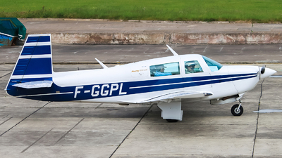 F-GGPL - Mooney M20J-201 - Private