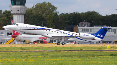 PH-DWA - Embraer ERJ-145LI - JetNetherlands