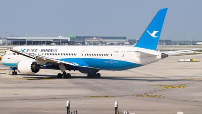 B-1357 - Boeing 787-9 Dreamliner - Xiamen Airlines