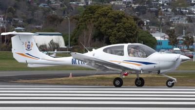 ZK-MTH - Diamond DA-40 Diamond Star XLS - Massey University School Of Aviation