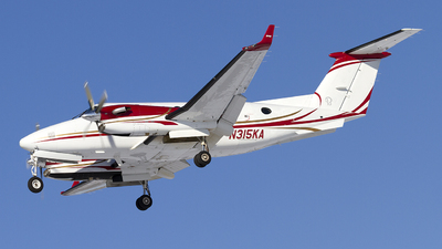 N315KA - Beechcraft B300 King Air - Private