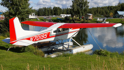 N70195 - Cessna A185E Skywagon - Private
