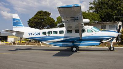 PT-SIN - Cessna 208B Grand Caravan EX - Private