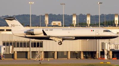 XA-VBF - Bombardier CRJ-200PF - Aeronaves TSM