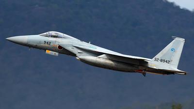 32-8942 - McDonnell Douglas F-15J Eagle - Japan - Air Self Defence Force (JASDF)