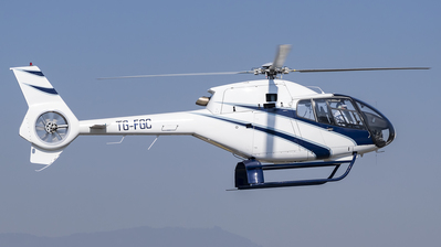 TG-FGC - Eurocopter EC 120B Colibri - Private