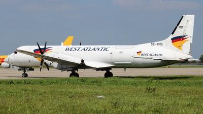 SE-MHG - British Aerospace ATP-F(LFD) - West Air Sweden