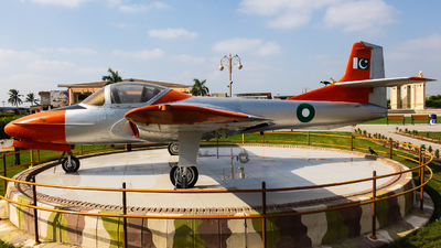 64-13448 - Cessna T-37B Tweety Bird - Pakistan - Air Force