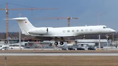A picture of TCTTC - Gulfstream G550 - [5284] - © Maximilian Haertl