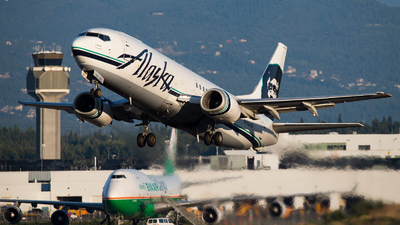 N768AS - Boeing 737-490(C) - Alaska Airlines